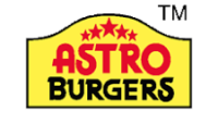Astro Burgers menu