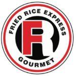 Fried Rice Express Gourmet menu