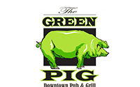 Green Pig Pub Menu