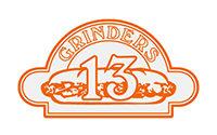 Grinders 13 Menu