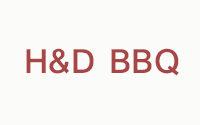 h&d bbq Menu