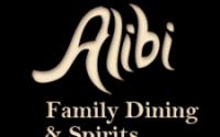 Alibi Menu