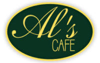 Al's Cafe menu