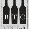 BTG Wine Bar Bites And Desserts & Sparkling Menu store hours