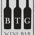 BTG Wine Bar Menu