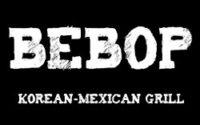 Beebop Korean BBQ Menu