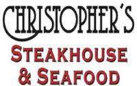 Christopher's Steak House Menu