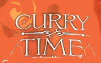 Curry Time Food Truck Menu