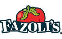 Fazolis menu