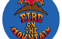 Fire on the mountain Menu
