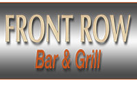 Front Row Sports Menu