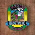 Gators Dockside Menu