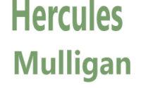 Hercules Mulligan Menu