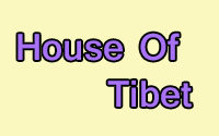 House Of Tibet Menu
