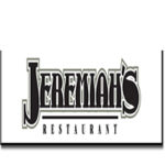 Jeremiah's Restaurant Lunch & Dinner Menu
