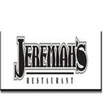 Jeremiah's Restaurant Menu