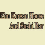 Kim Korean House And Sushi Bar Menu