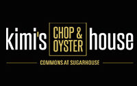 Kimi's Chop and Oyster House Menu