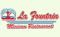 La Fountain Menu