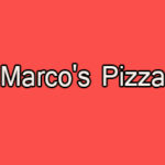 Marco's Pizza Menu