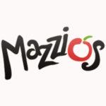 Mazzios Menu