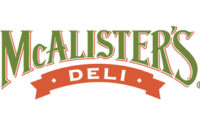 Mcalister's Menu