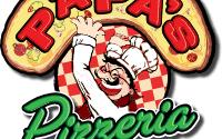 Papa's Pizzeria Menu