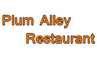 Plum Alley Restaurant Menu