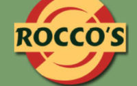 Rocco's Pizza Menu