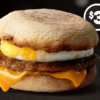 Sausage McMuffin® with Egg