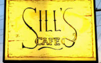Sill's Cafe Menu