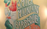 Smoky Mountain Barbecue Menu