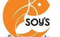 Soy's Sushi Bar and Grill Menu