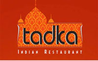 Tadka Indian Restaurant Menu