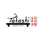 Takashi Restaurant Menu