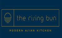 The Rising Bun Menu
