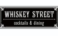 Whiskey Street Drink Menu