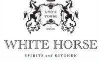 White Horse Spirits and Kitchen Menu