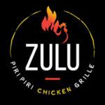 Zulu Piri Piri Chicken Grille Menu