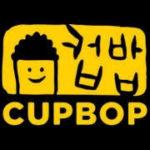 Cupbop Menu
