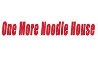 one more noodle house menu