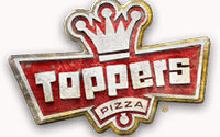 toppers Pizza menu