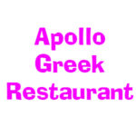 Apollo Greek Restaurant Menu