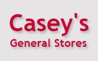 Casey's Pizza Menu