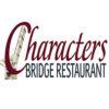 Characters Bridge Restaurant Lunch store hours