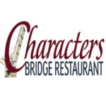 Characters Bridge Restaurant Lunch Menu