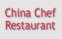 China Chef Restaurant Menu
