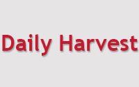 Daily Harvest Menu