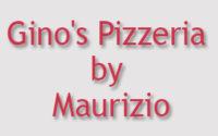 Gino's Pizzeria by Maurizio Menu