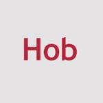 Hob Menu